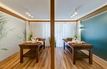 Gabinet masażu w Apartamentach Zdrojowa