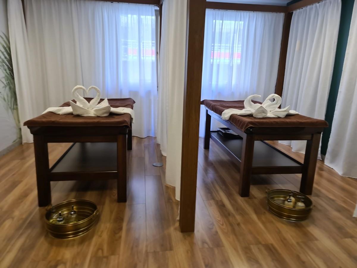 Apartamenty Zdrojowa Świnoujście - gabinet masażu